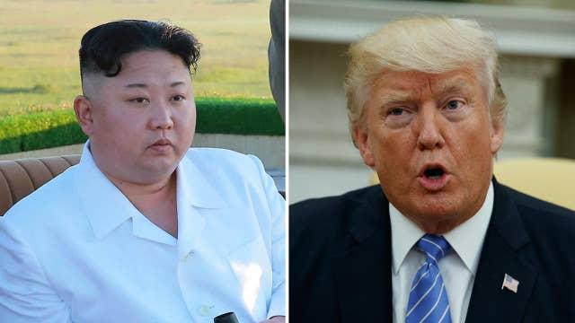 Does Trump tweet signal shift in US approach toward NKorea?