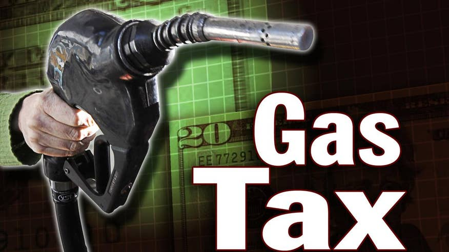 The feds last increased the gas tax 23 years ago and as a consequence the Highway Trust Fund is essentially broke; William La Jeunesse reports from Los Angeles