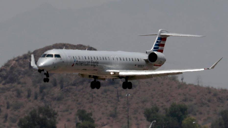 Scorching heat wave halts flights in Phoenix, Arizona
