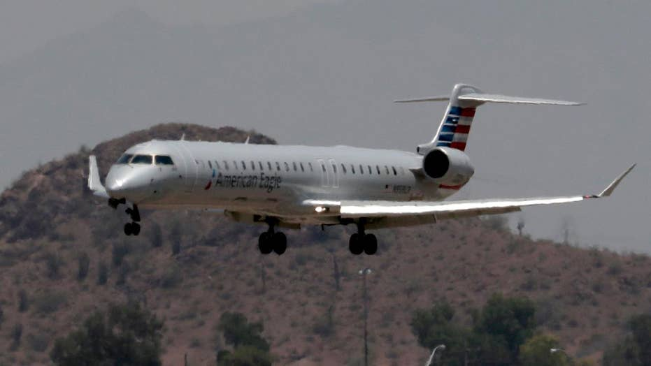 Scorching heat wave halts flights in Phoenix, Arizona
