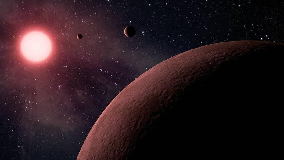 NASA finds 10 planets that could support life