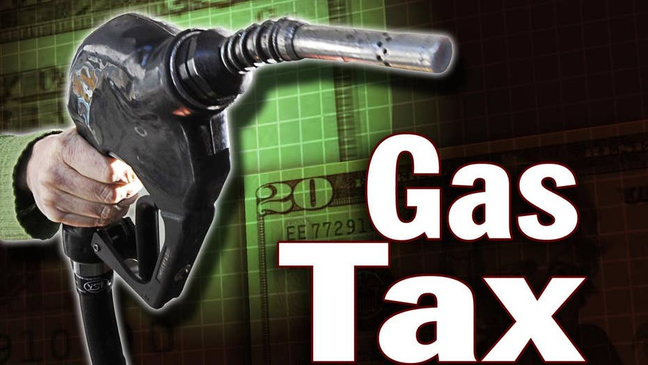 States raising gas taxes to fund transportation improvements