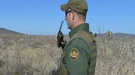 Border Patrol agents are warning southwest border residents about the dangers of smuggling illegal immigrants in extreme temperatures