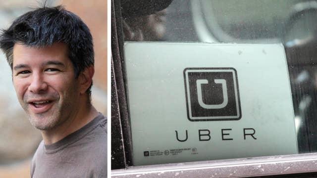 Uber CEO Travis Kalanick steps down
