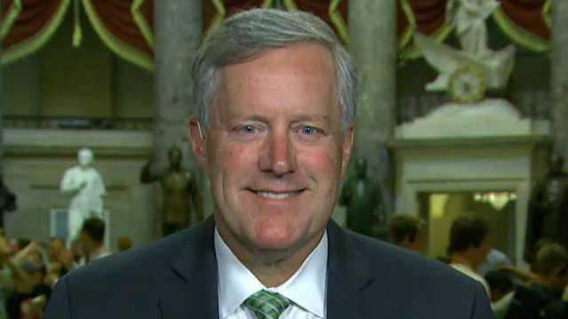 Meadows: We will put something on POTUS' desk on health care