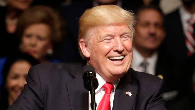 Trump challenges Democrats to ditch obstructionism