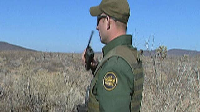 Border patrol concerns over human smuggling in extreme heat