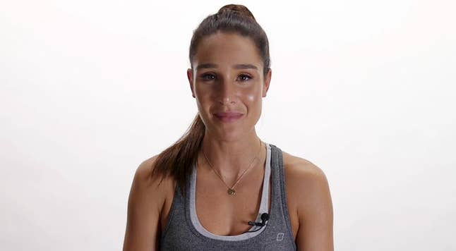 Fitness guru Kayla Itsines shares some fun tidbits about her life, likes and wants that you may not have known