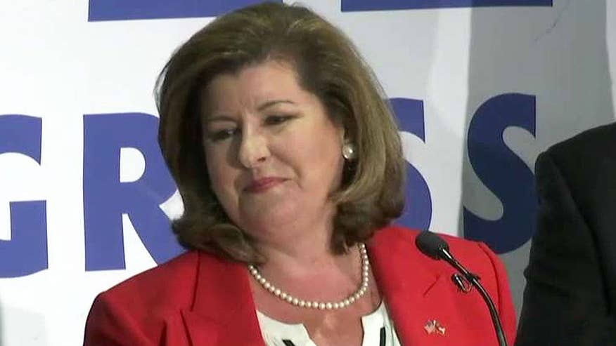 GOP Handel defeats Democrat Ossoff