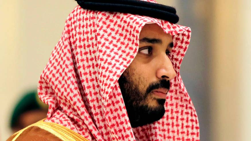 31-year-old Mohammad bin Salman named crown prince