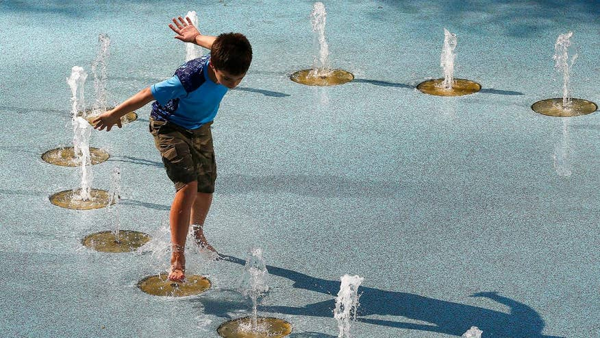Southwest heat wave expected to last until Monday; William La Jeunesse reports from Phoenix