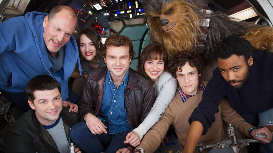 The upcoming 'Star Wars' Han Solo spin off film hit a major snag as co-directors Phil Lord and Christopher Miller parted ways from Lucasfilm in the middle of production