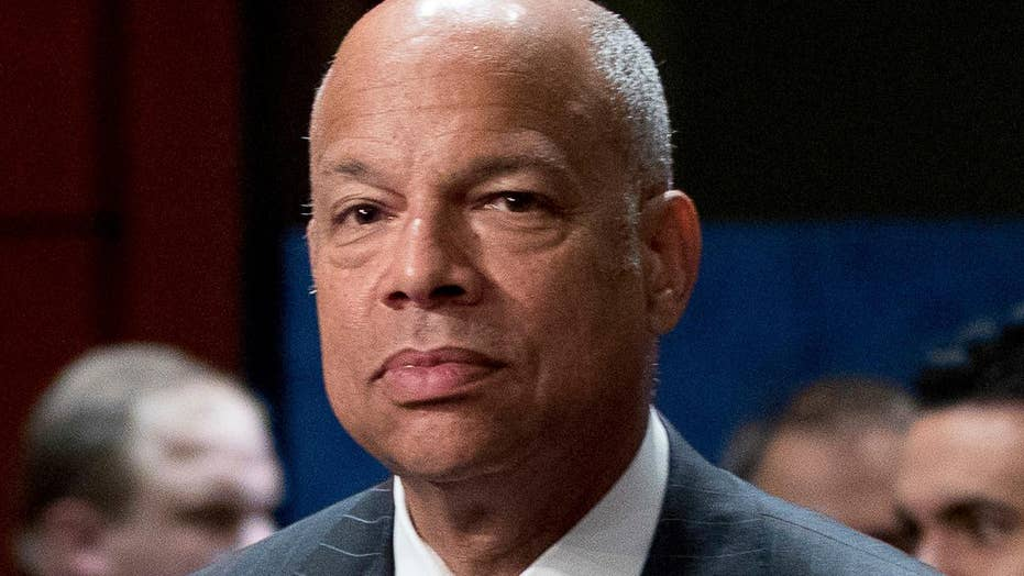 Jeh Johnson: No evidence 2016 vote tallies were altered