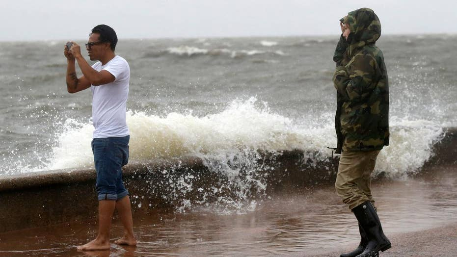 Cindy expected to bring heavy rain, flooding to Gulf Coast