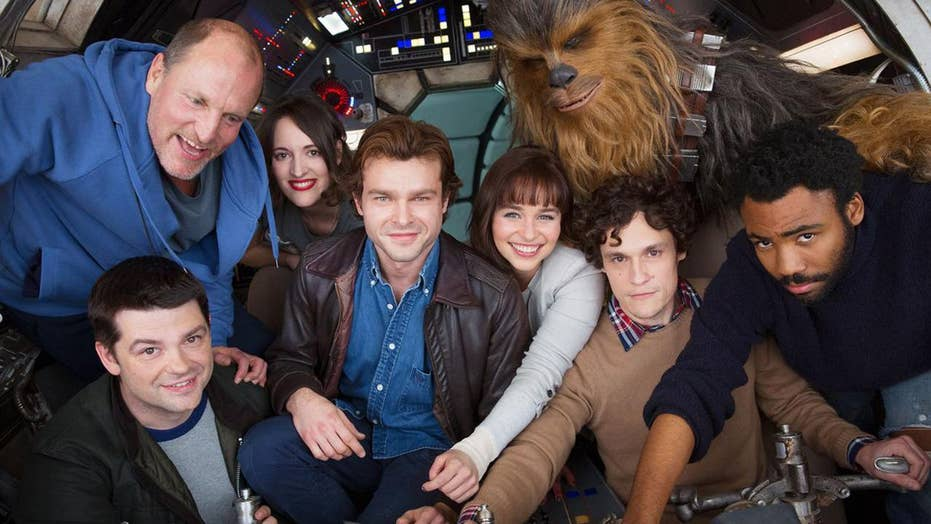 Star Wars' Han Solo film in trouble after losing directors
