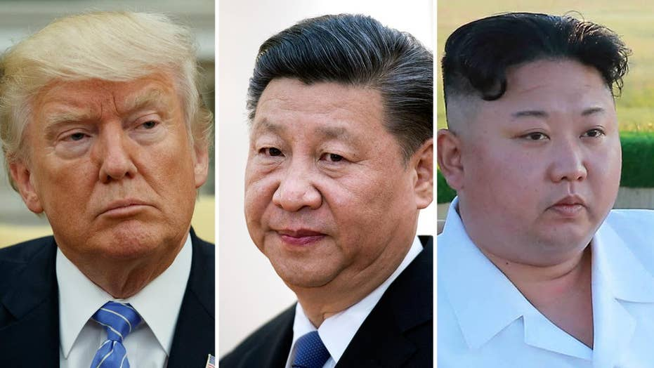 US pressures China to run interference with North Korea