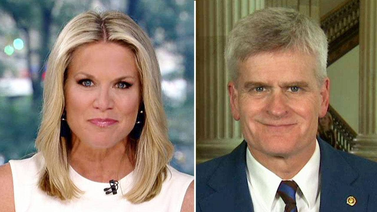 Louisiana senator weighs in on 'The Story with Martha MacCallum'