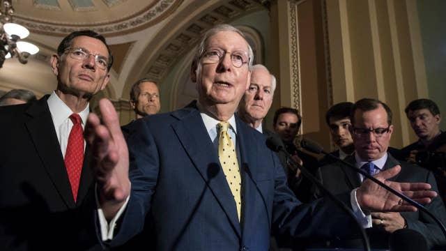Senate Republicans to reveal health care bill