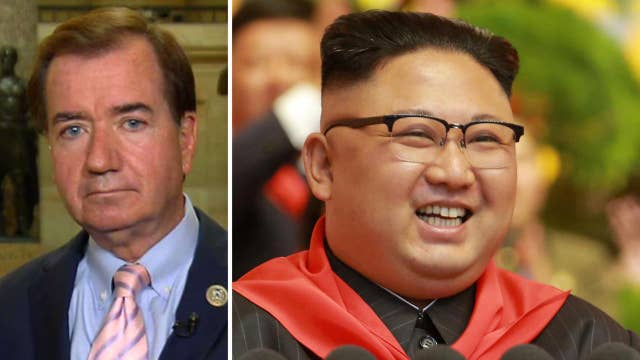 Rep. Royce: Time to cut off all hard currency to NKorea