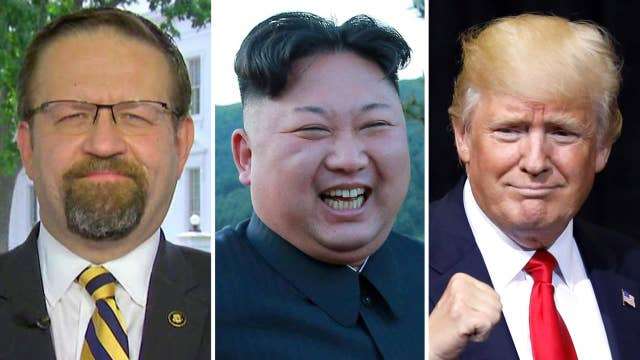 Gorka on NKorea: Trump will take action as deemed necessary