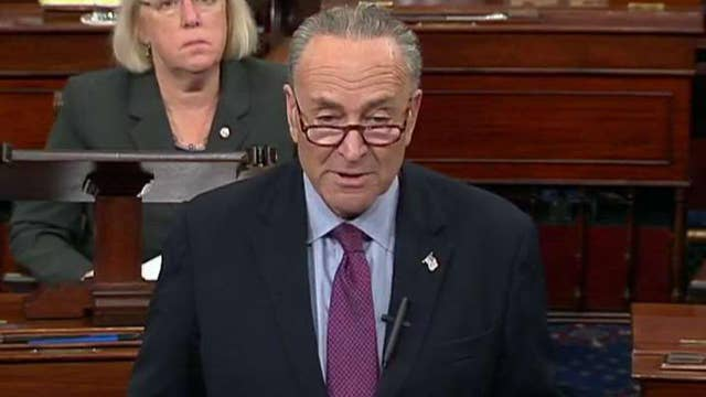 Schumer: Senate GOP bill is a wolf in sheep's clothing