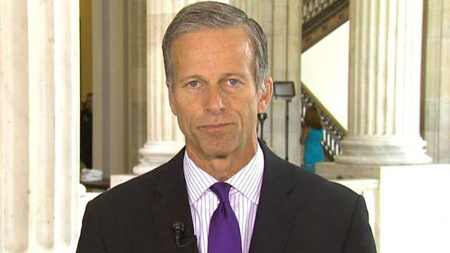 Sen. Thune: Failed ObamaCare system needs to be rescued