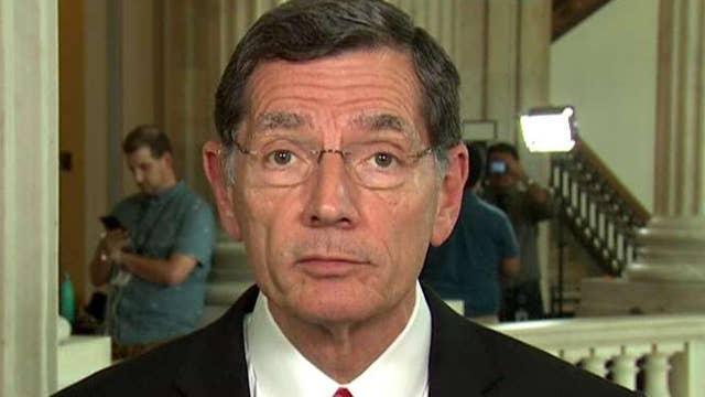 Barrasso: Senate bill stabilizes and strengthens Medicaid