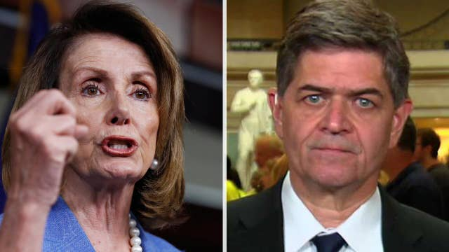 Vela: Pelosi doesnt help Dem candidates in switch districts