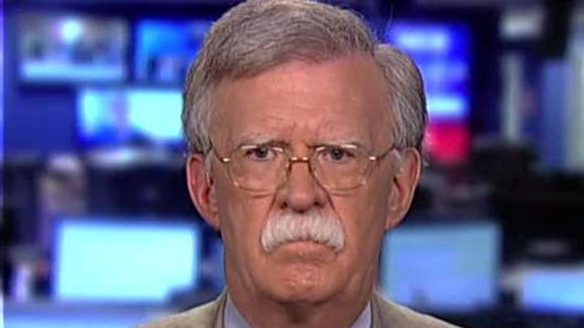 Bolton: Have to end the regime to solve the NKorean problem