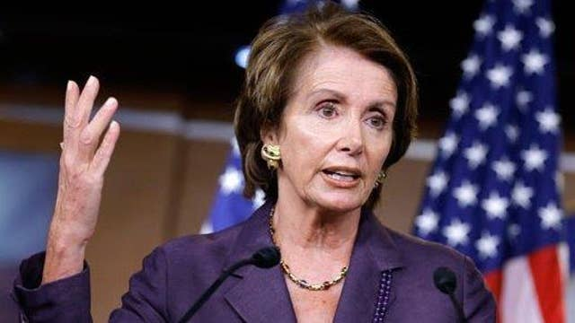 Nancy Pelosi remains defiant despite calls to step down