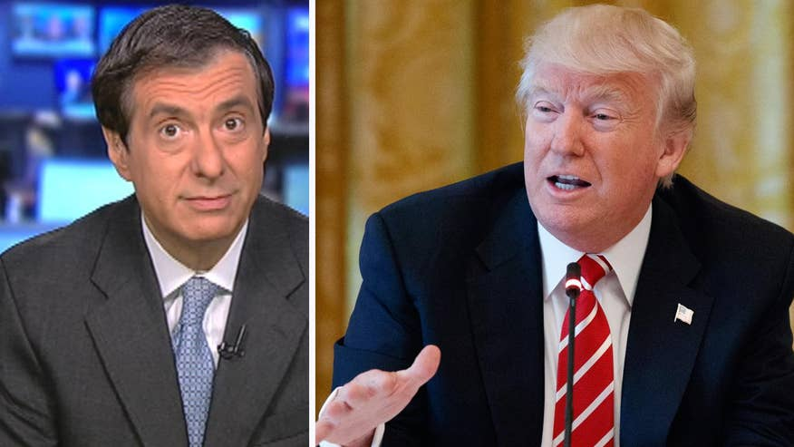 'MediaBuzz' host Howard Kurtz weighs in on the Senate GOP health care bill and how Republicans still have an uphill battle to repeal ObamaCare