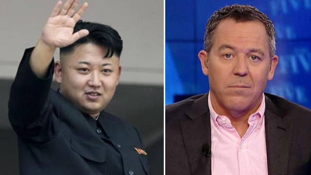 Gutfeld's advice on how to punish North Korea