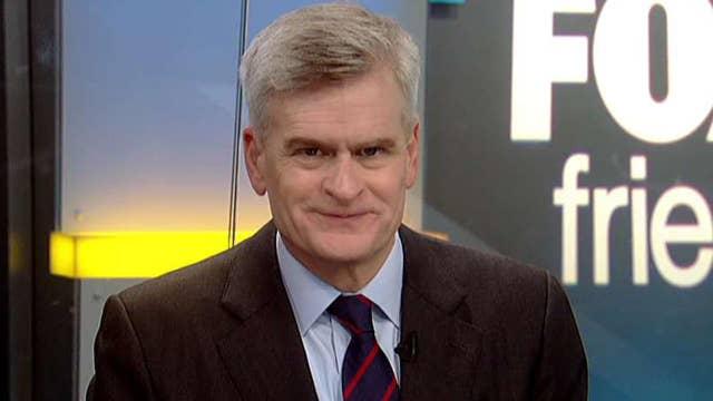 Sen. Bill Cassidy talks GOP's plan for health care