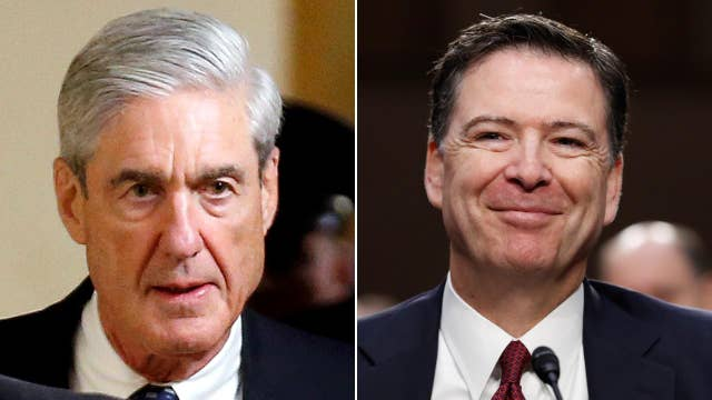 Mueller-Comey friendship faces increased scrutiny