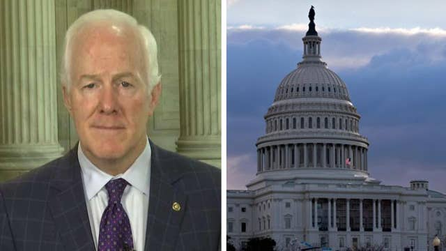 Sen. Cornyn on GOP health care bill: We can't afford to fail