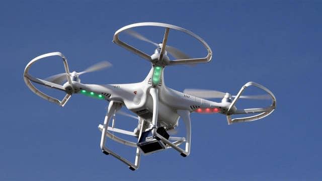 Trump administration sees economic future in drones