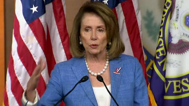 Nancy Pelosi fights calls for her to step aside