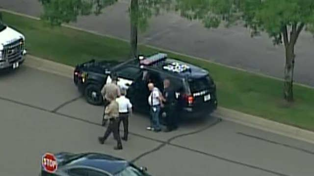 Police: One person killed in Minnesota warehouse shooting