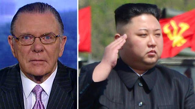 Gen. Keane talks remaining options for thwarting North Korea