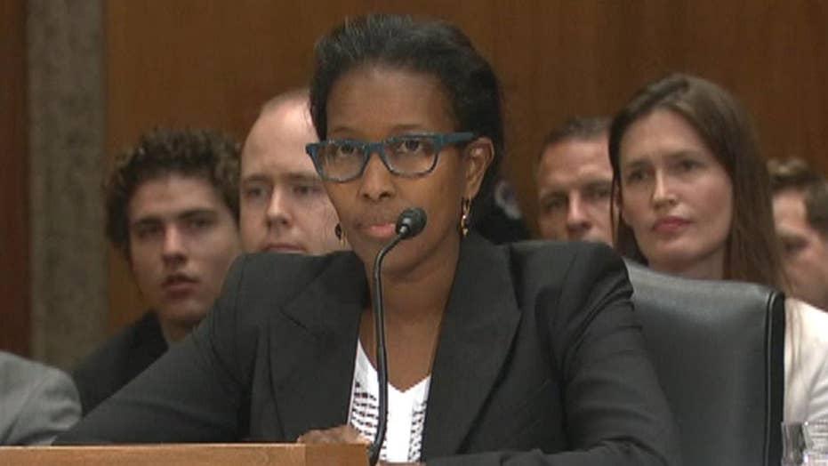 Ayaan Hirsi Ali testifies at hearing on violent extremism