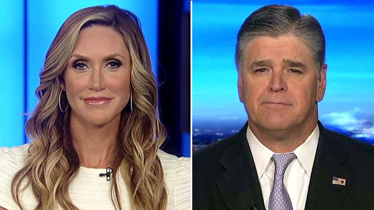 Daughter-in-law of the president goes on 'Hannity' to warn against the normalization of violent rhetoric