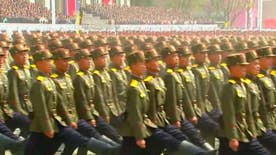 Greg Palkot reports on the concerns regarding North Korea