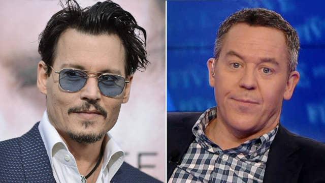 Gutfeld on Depp's sad decline