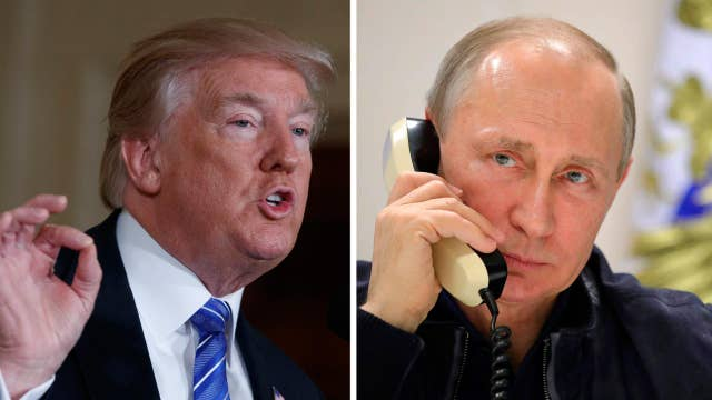Tensions heat up between former Cold War rivals