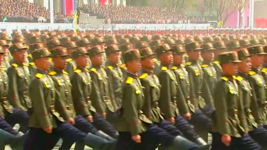 Greg Palkot reports on the concerns regarding North Korea
