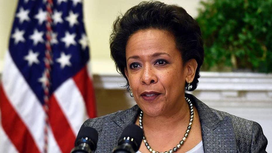 Former Attorney General Loretta Lynch under investigation