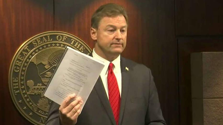 Sen. Heller throws a wrench into GOP healthcare reform plans