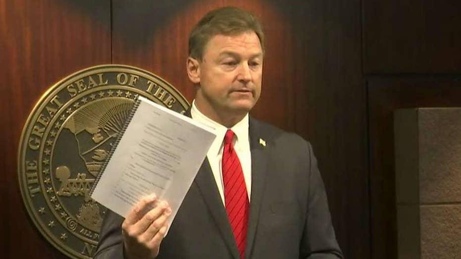 Sen. Heller throws a wrench into GOP healthcare reform plans