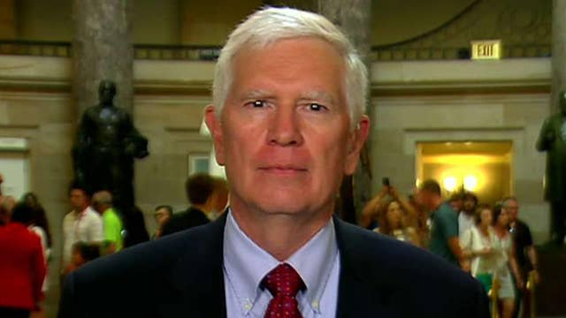Exclusive: Rep. Brooks introduces bill to arm lawmakers