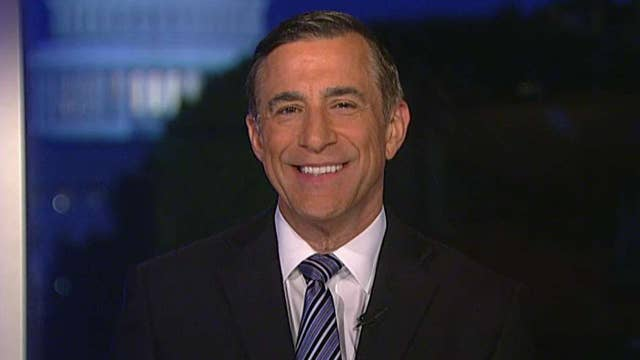 Rep. Issa on getting things done while the left resists